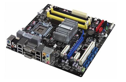 ro专业级显示芯片主板P5N VM WS曝光