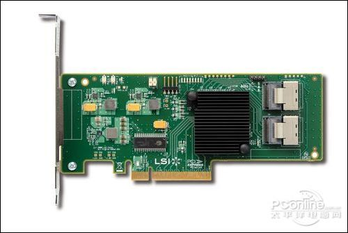 lsi推出高性能6gb/s sas主机总线适配器